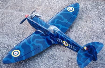 Spitfire za zračni boj