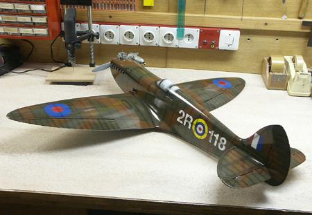 Spitfire GFK