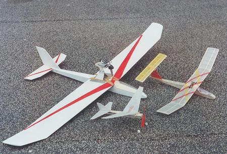 Prvi modeli