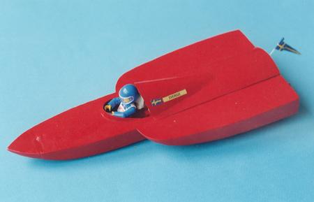 Model čolna