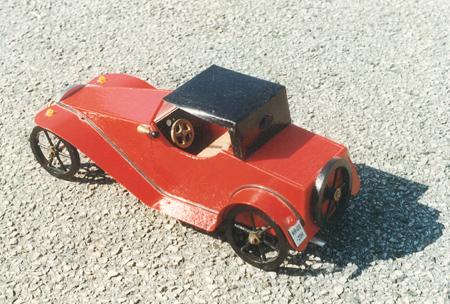 Model avtomobila