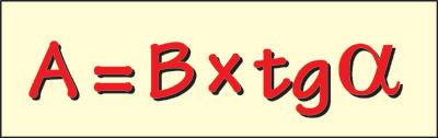 Formula za izračun zamika
