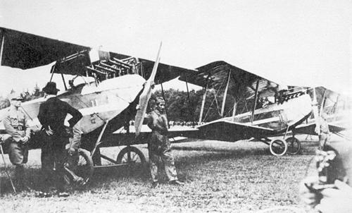 Vojaška letala Brandenburg