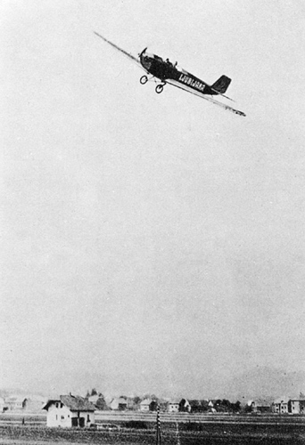 Letalo Klemm