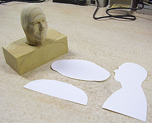 Šablone iz papirja