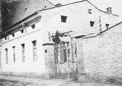Rusjanova domačija v Gorici