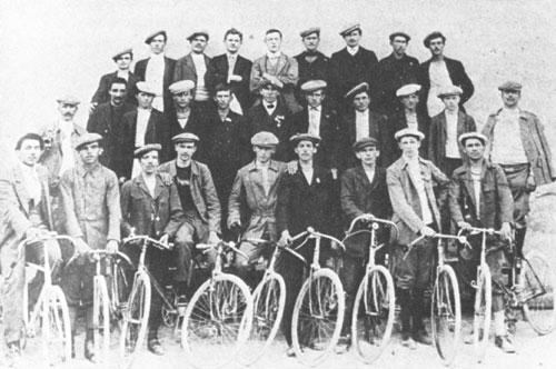 Goriško kolesarsko društvo