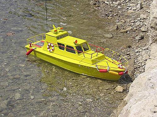 Policijski čoln