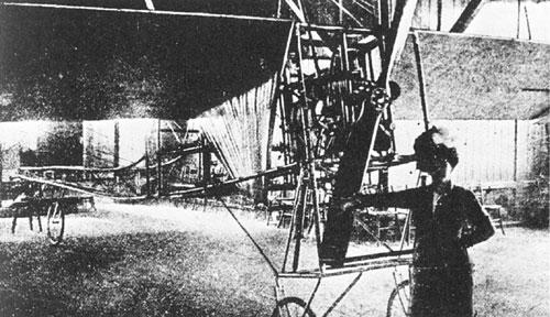 Kjuder-Renčljevo letalo