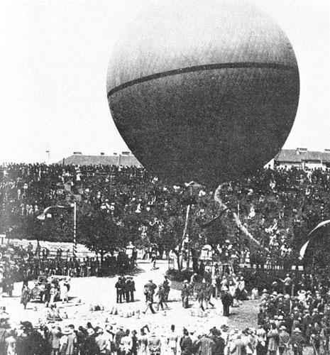 Balon Nadvojvodinja Margareta