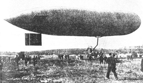 Vojaški zrakoplov M I Parseval