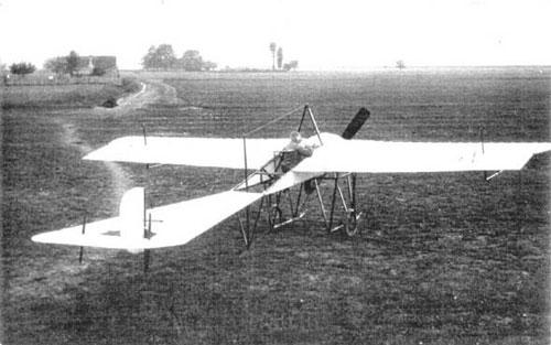 Merćep-Rusjanovo letalo