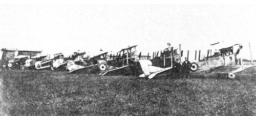 Prva letalska enota