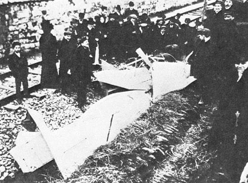 Razbitine letala