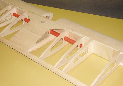 Konstrukcija krila