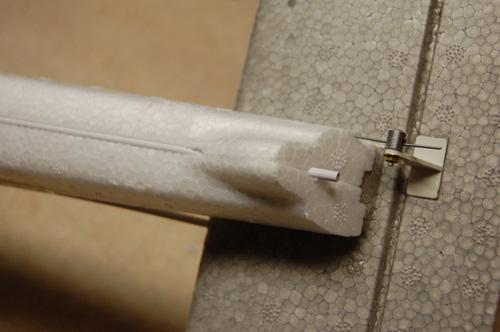 Cevka za anteno