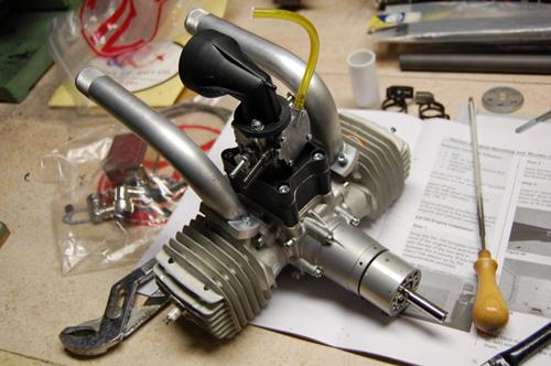 3W motor 106 ccm