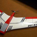 Program za določanje težišča letečega krila