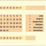Večni koledar